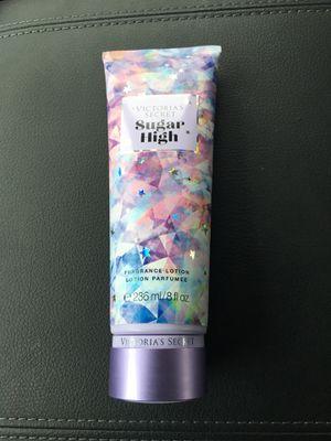 Victorias Secret Sugar High Fragrance Body Lotion New 236ml 8oz for Sale in Detroit, MI