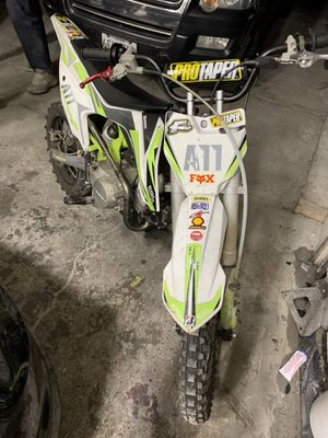 125 dirt bike for Sale in District Heights, MD