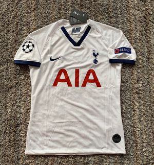 Son Tottenham Hotspur Soccer Team Brand New Men's White Champions League 2019 / 2020 Soccer Jersey - Size M / L / XL for Sale in Chicago, IL