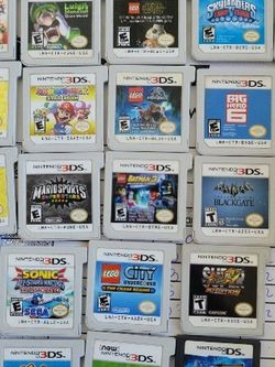Nintendo 3ds Games for Sale in Wilmington,  CA
