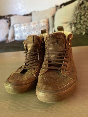 Vans Brown Men's Size 11 for Sale in WA, US