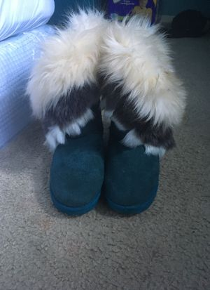Fur boots for Sale in Columbia, MD