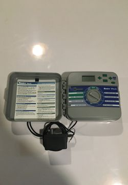 Hunter Pro C sprinkler controller 9 zones for Sale in South Attleboro,  MA