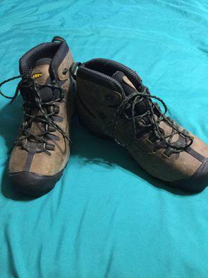 Men's size 12 wide steel toe work boots for Sale in Antioch, CA