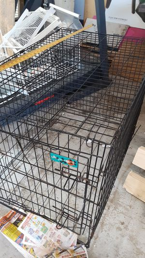 Dog crate 36c24x241/2 for Sale in Tulsa, OK