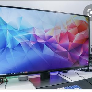 "Dell UltraSharp 43"" Monitor Brand New for Sale in Portland, OR"