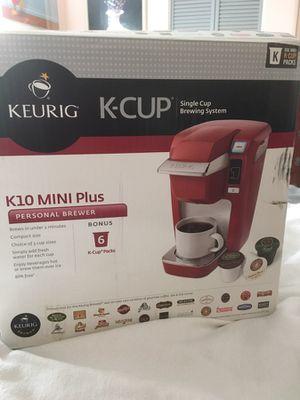 Keurig coffee maker for Sale in Port Richey, FL