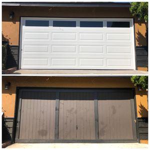 Garage doors available for Sale in Gardena, CA