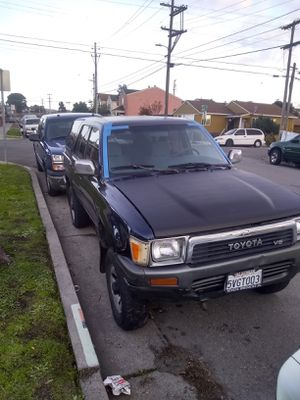 Toyota 4 Runner 1990 for Sale in Richmond, CA