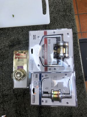 Door Hardware Brand New! for Sale in Tempe, AZ