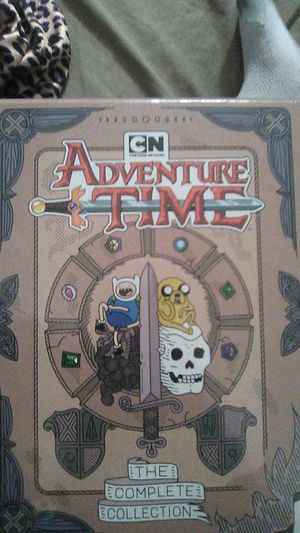 Adventure Time CN Tv show! Collector edition for Sale in Miami Gardens, FL
