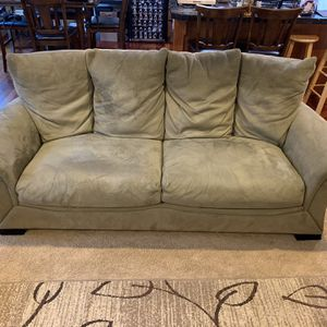 Couch And Love Seat Set for Sale in Aloha, OR