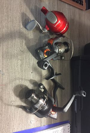 Fishing reels for Sale in Fort Lauderdale, FL