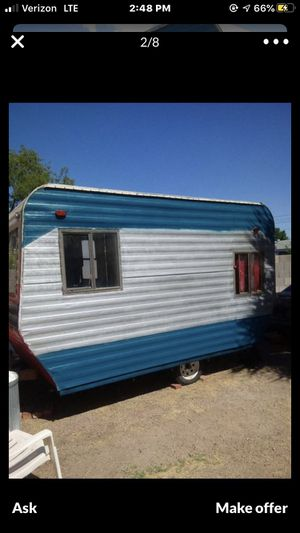 Vintage 64' Terry Camper for Sale in Phoenix, AZ
