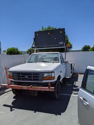 96 FORD F450 for SALE for Sale in La Puente, CA