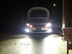 Car led headlights kit leds kits are super bright lights for Sale in Rancho Cucamonga, CA