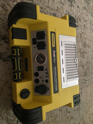 Stanley FatMax professional power station for Sale in Boca Raton, FL