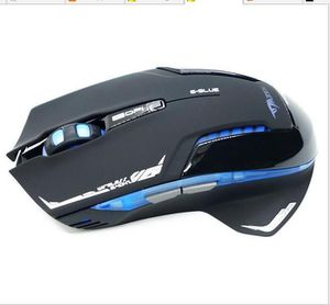 E-3LUE EMS601 Gaming Mouse 2.4GHZ 2500DPI Wireless Mouse Blue LED 0406 b1 05 for Sale in OH, US