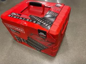 NEW - Craftsman 224 Piece Tool Set for Sale in Centreville, VA