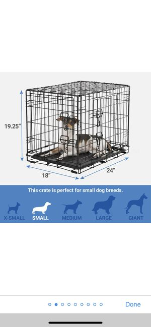 Frisco Small Dog Kennel for Sale in Baton Rouge, LA