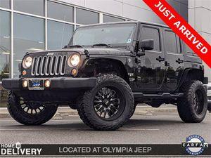 2018 Jeep Wrangler Jk for Sale in Olympia, WA