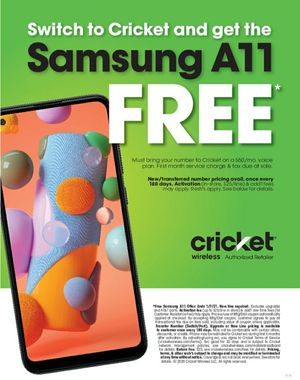 Samsung A11 for Sale in Durham, NC
