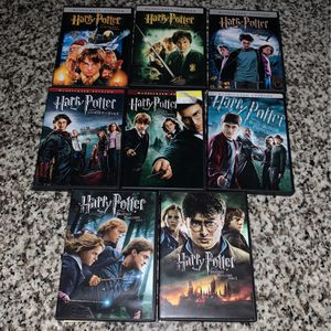 Full Harry Potter Movie Series for Sale in Orlando, FL