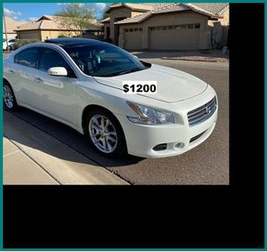 only$1200 Nissan Maxima for Sale in Richmond, VA