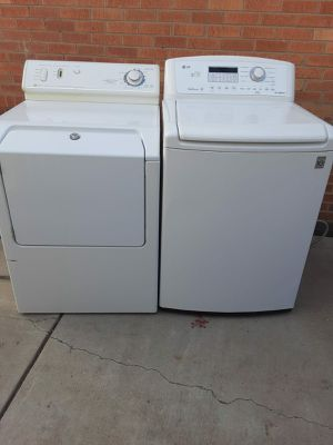 LG Washer and Maytag Dryer for Sale in Aurora, CO