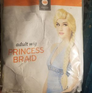 Princess wig for Sale in Garden Grove, CA