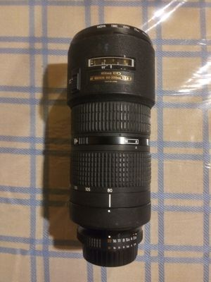 Nikon 80-200mm for Sale in Bakersfield, CA