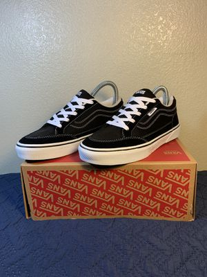 NEW VANS BOYS 5Y or / WOMENS SIZE 6.5 for Sale in Buena Park, CA
