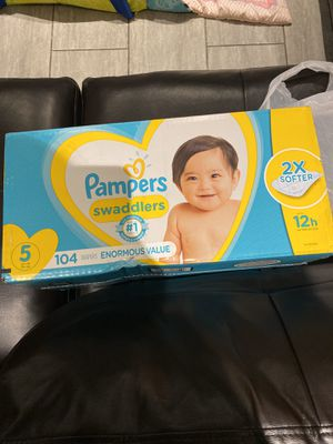 Pampers for Sale in Lake Elsinore, CA