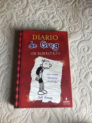 libro de Diaro de Greg en español for Sale in Los Angeles, CA