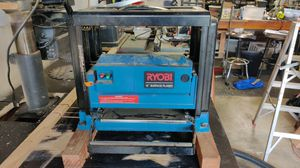 Ryobi 10 inch surface planer (lunchbox) for Sale in Everett, WA