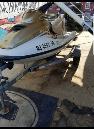 seadoo 99 new motor .title in hand for Sale in Philadelphia, PA