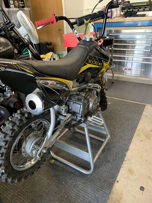 Honda XR50R with 125cc motor swap for Sale in Pflugerville, TX