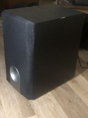 "Onkyo Subwoofer 18"" Speaker for Sale in Littleton, CO"