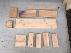 Free Scrap wood. Alot more to be given away. for Sale in Irvine, CA