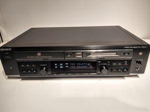 Sony MXD-D3. Mini disc CD Combo for Sale in Kirkland, WA