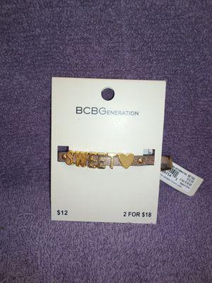 Bcbg bracelet for Sale in Lawrenceville, GA