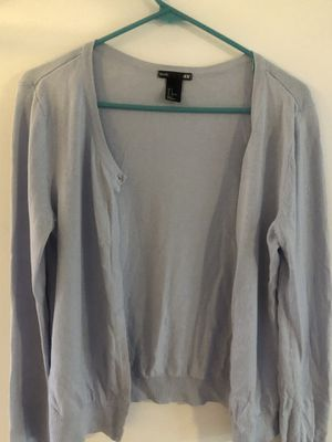H&M cardigan sizes adult Small for Sale in Philadelphia, PA