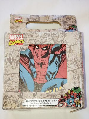 MARVEL coaster set for Sale in Queens, NY