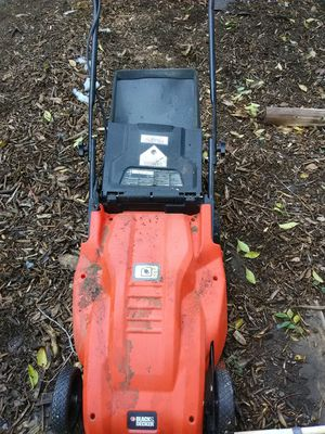 Electric Lawn mower for Sale in Colorado Springs, CO