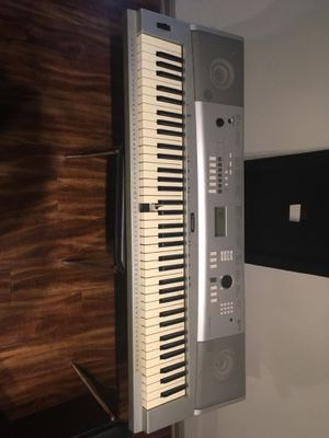 dgx 220 yamaha keyboard for Sale, used