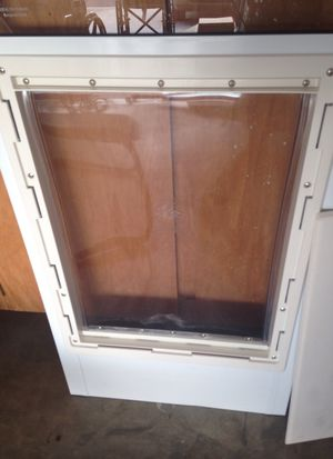 Dog Door New extra large for Sale in Gilbert, AZ