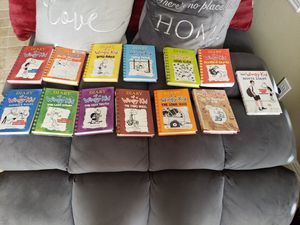 Diary of a Whimpy Kid Book Collection for Sale in Menifee, CA