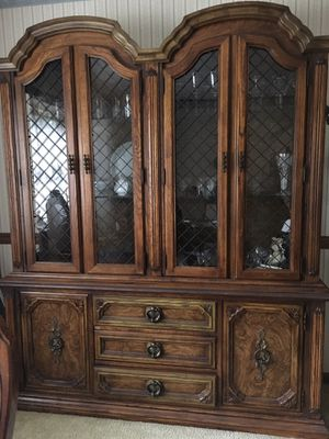 Oak Dining Room set. Table can be sold separately for Sale for sale  Middletown, NJ