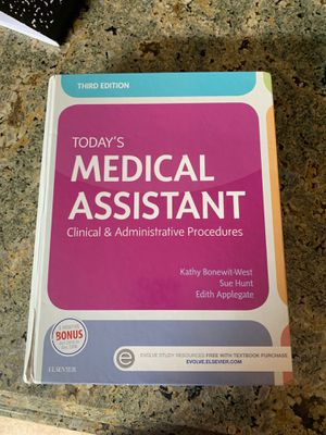 Medical Assistant book for Sale in Auburn, WA
