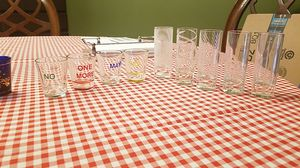 Shot Glass Collection for Sale in Los Gatos, CA